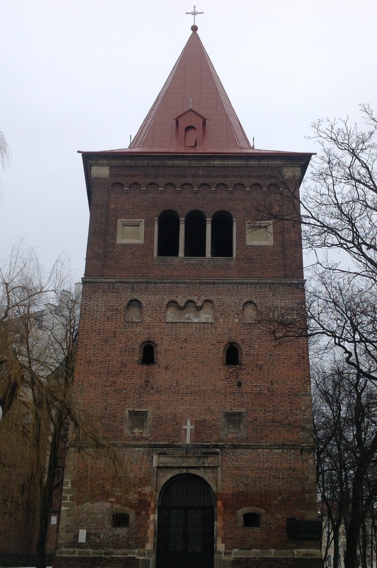 Kievan Rus times fortification tower, 12th cen