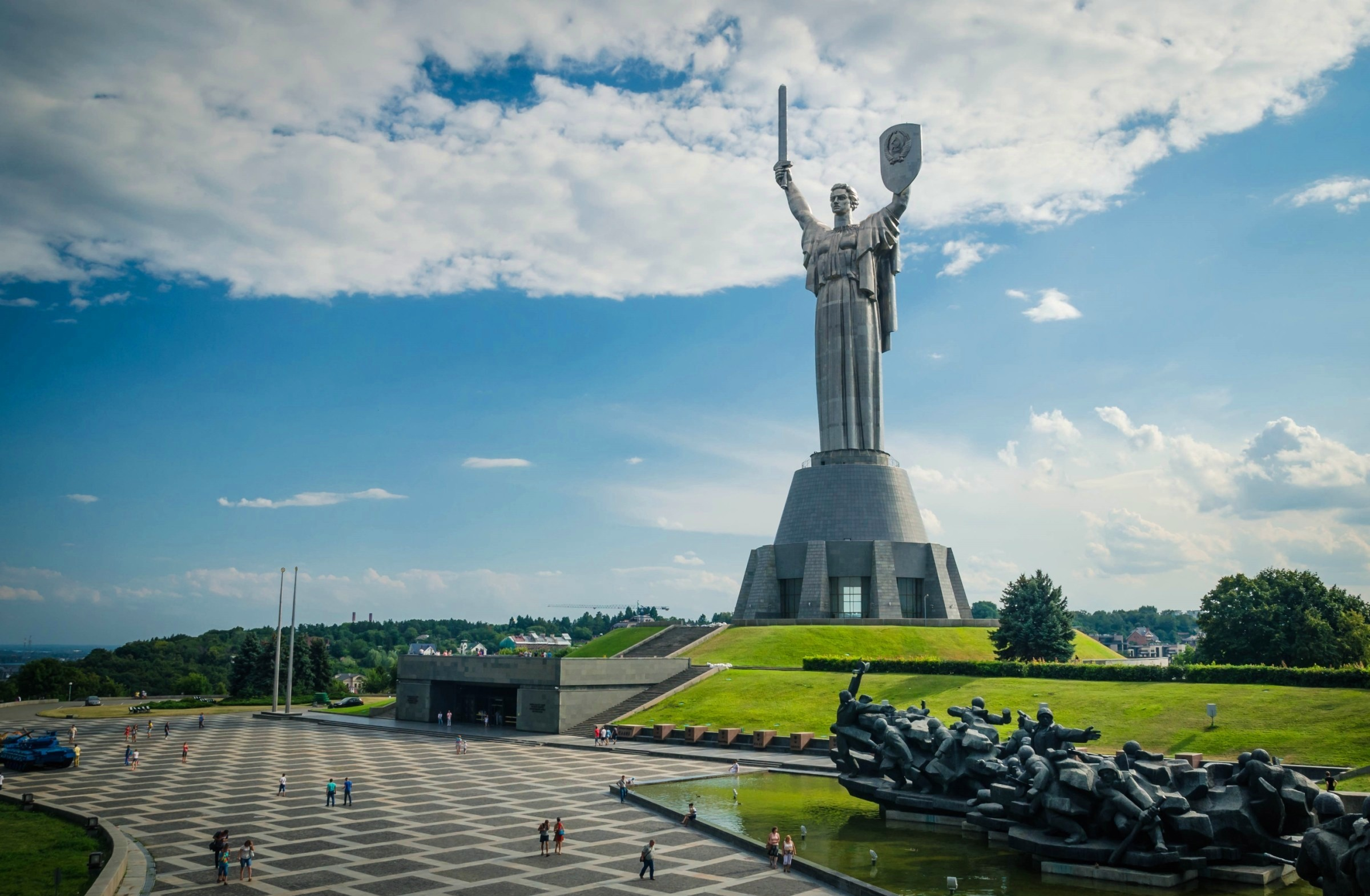 The Mother Motherland Museum of Second Wold War, Kiev